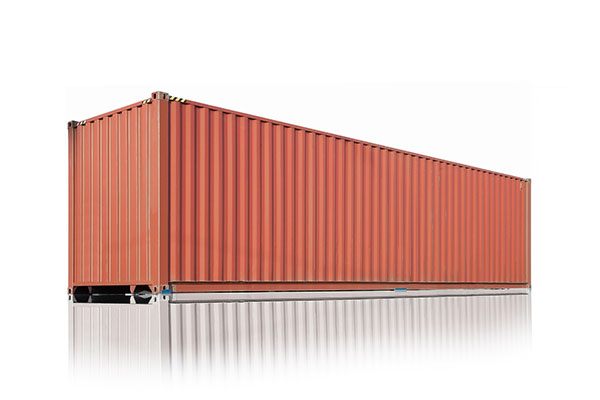 The 40-foot  Container Specifications