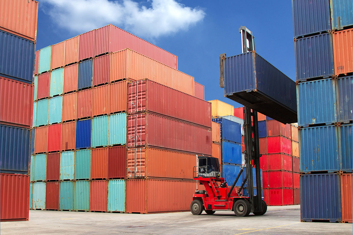 Transporte mar timo a colombia icontainers espa a for Container en
