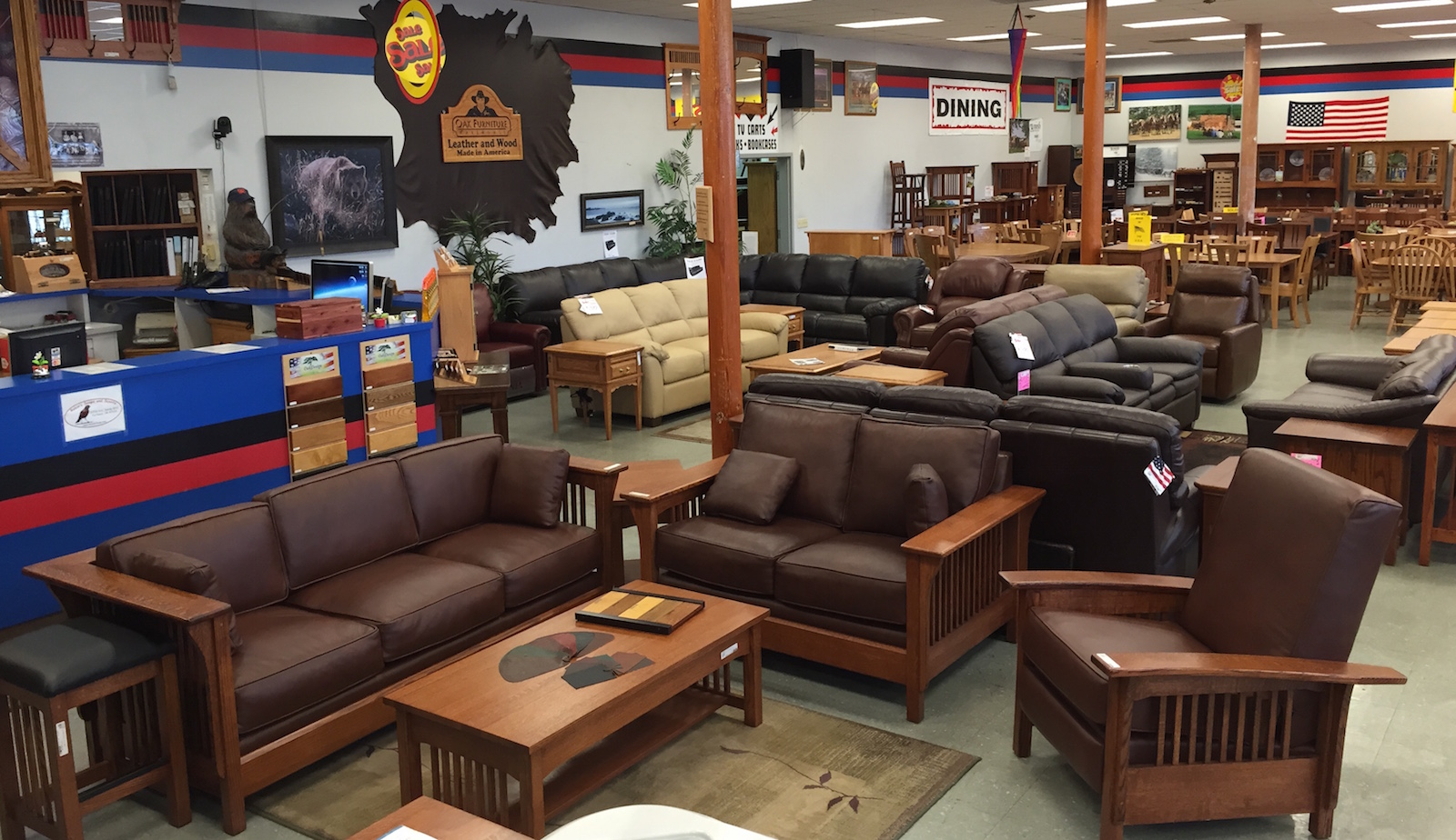 Import furniture from china to the us icontainers for Furniture warehouse