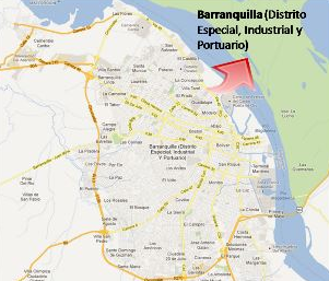 port of barranquilla